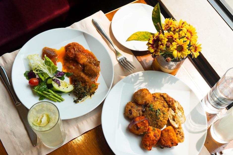 bombay dreams halal indian restaurant in hong kong