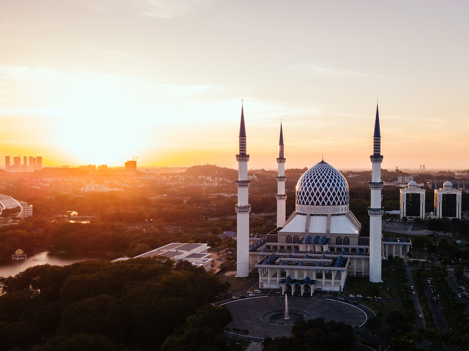 mosques and prayer places in kuala lumpur malaysia