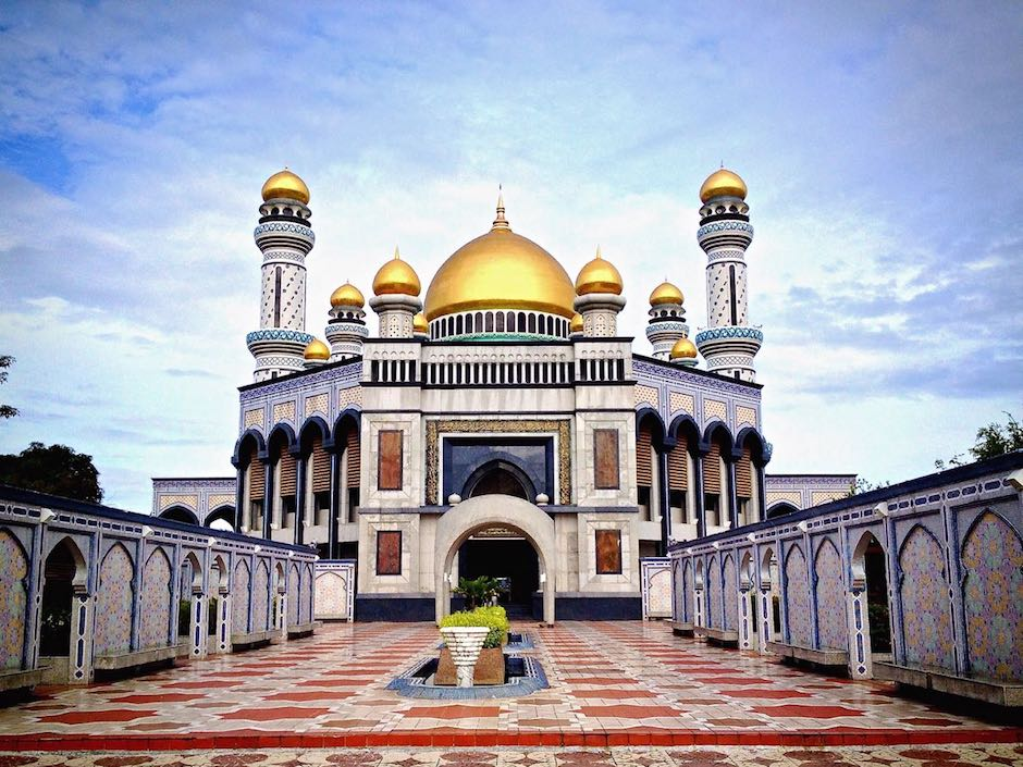 Mosques in Brunei for Muslim travellers