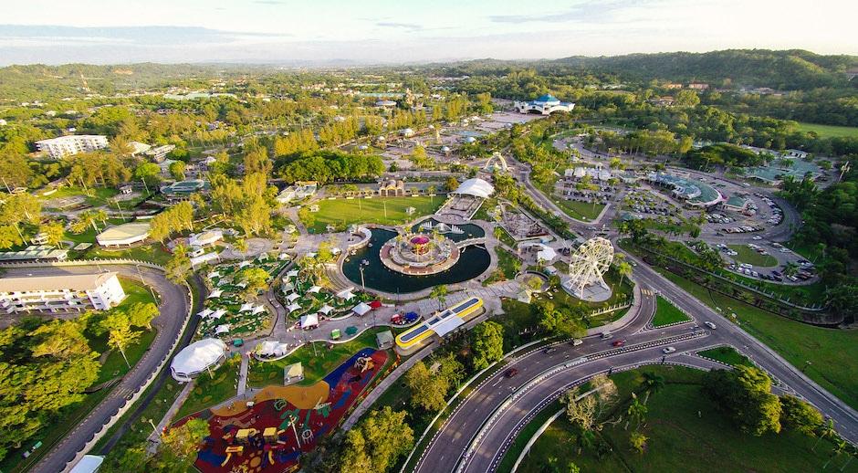 Jerudong Theme park visit Brunei