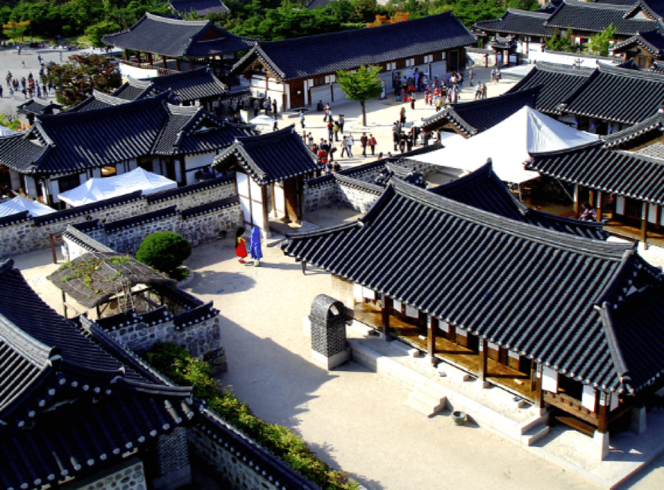 cultural villages and things to do in seoul