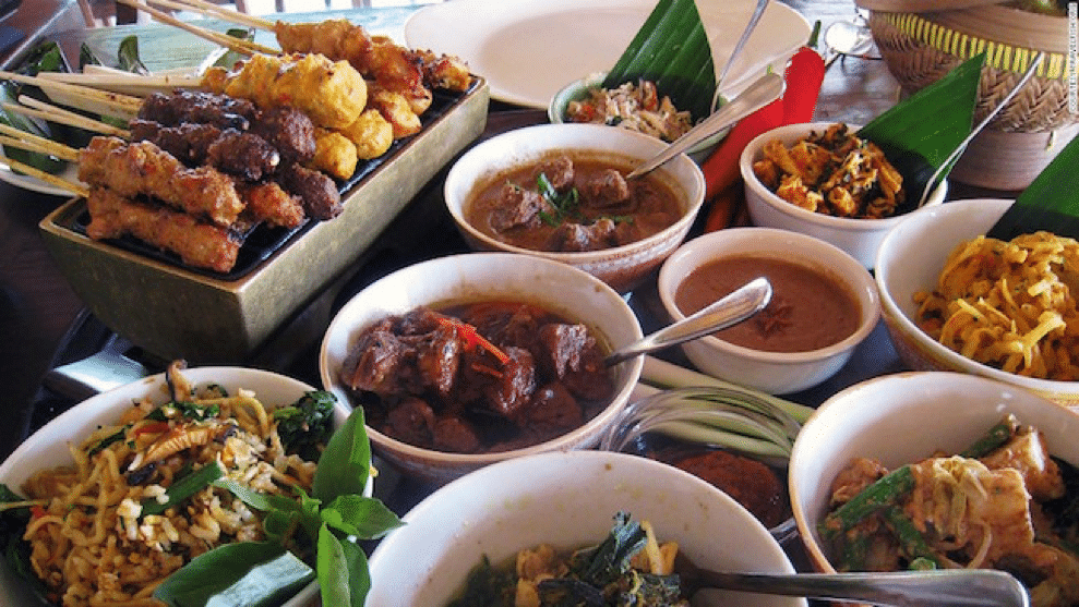 halal food in indonesia
