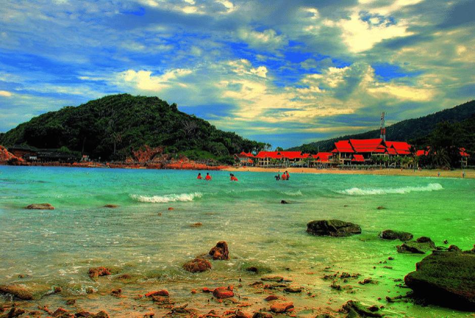 best beach in malaysia