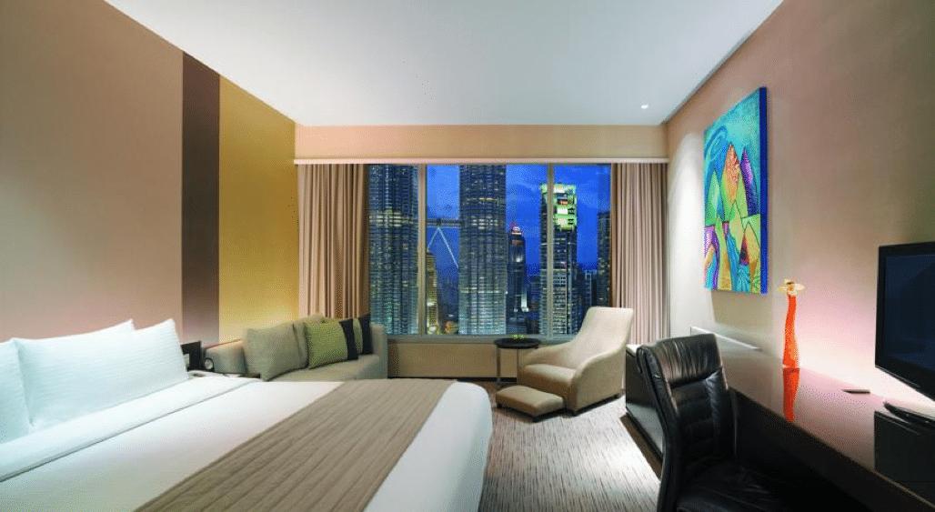 best halal hotels near kuala lumpur city center