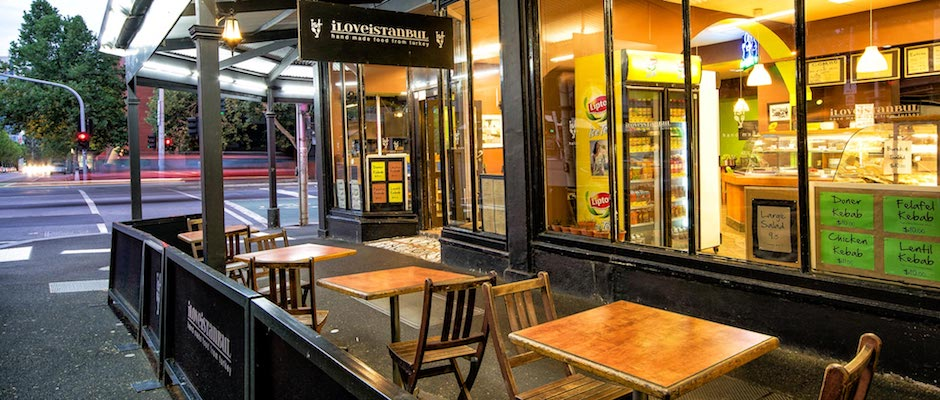 Turkish halal food restaurants in melbourne australia