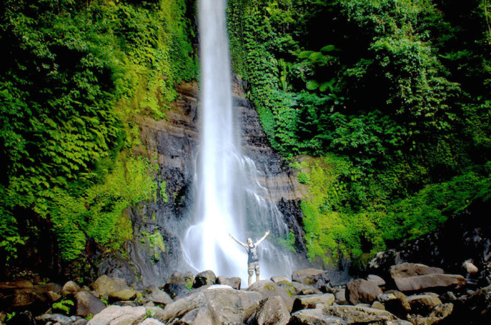 waterfalls and things to do for muslims when you visit indonesia