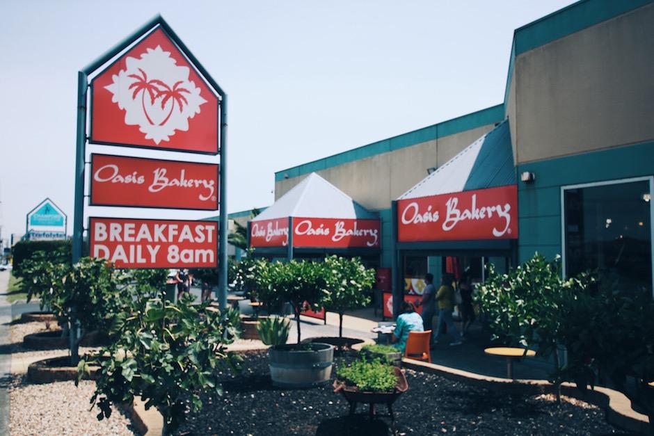 Halal food oasis bakery in melbourne australia