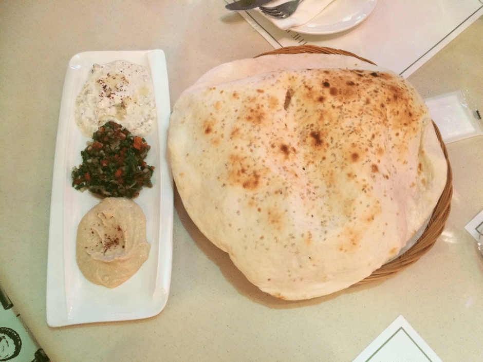 halal lebanese food in seoul