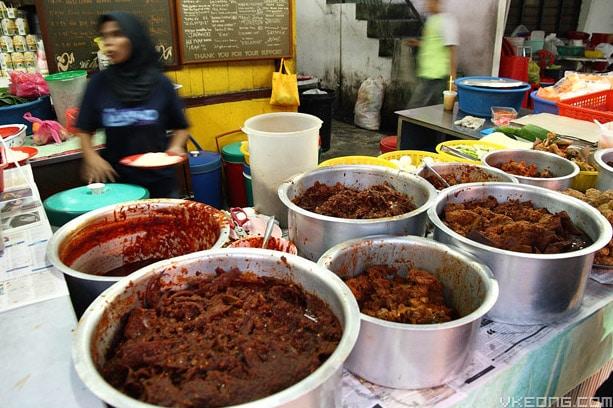 Famous halal street food restaurants in KL Malaysia