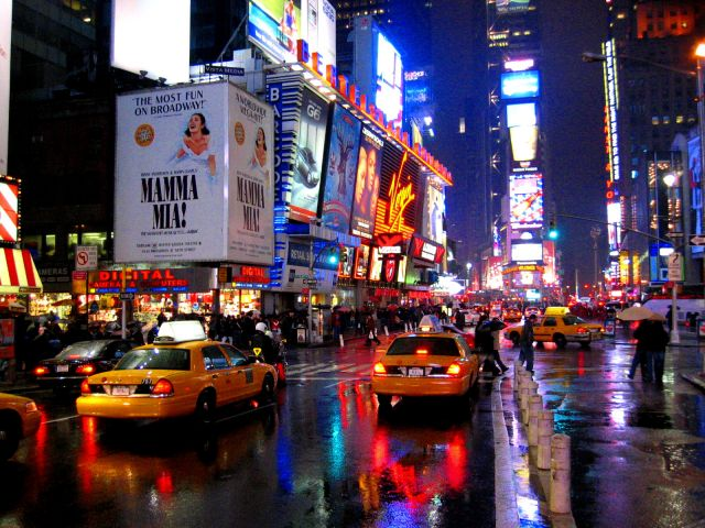Fun and halal night attractions in NYC America