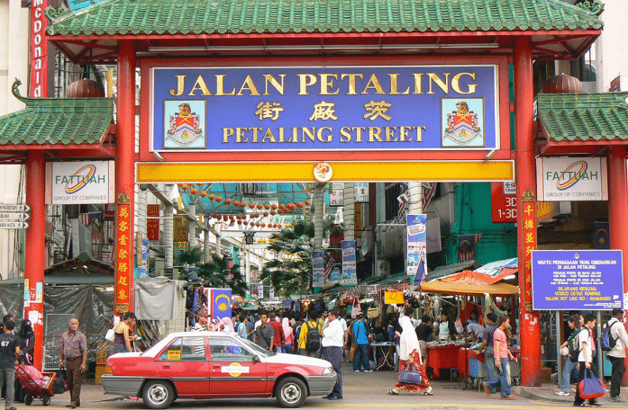Best halal friendly things to do in Chinatown Kuala Lumpur itinerary 3 days 2 nights
