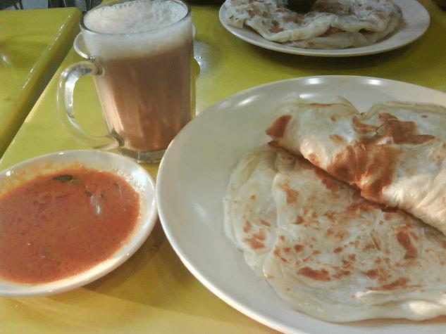 Cheap halal food in Kuala Lumpur