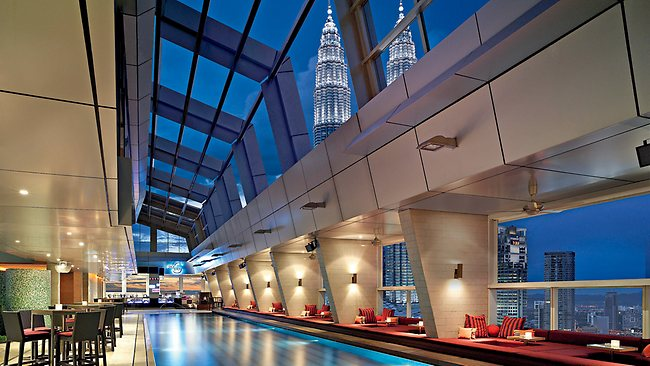 Best five star hotels in Kuala Lumpur Malaysia
