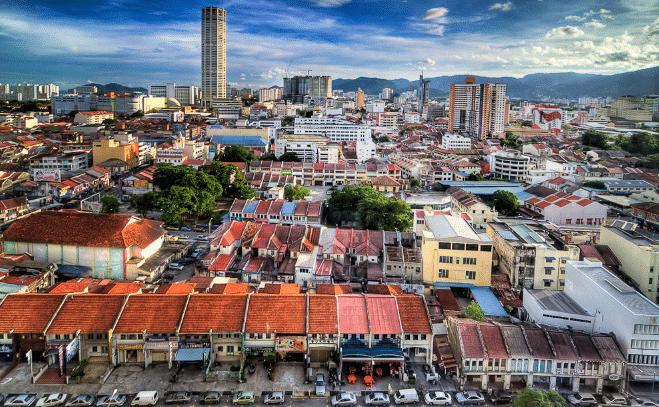 Muslim friendly destinations in Georgetown Penang