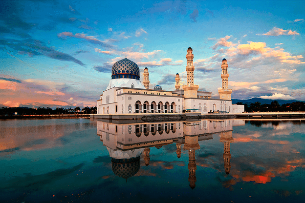 Things to experience in Malaysia as Muslims - Mosques in Sabah