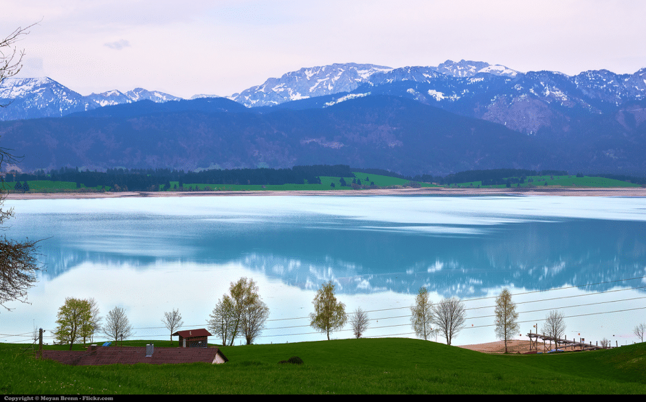 Muslim friendly holiday places in Bavaria