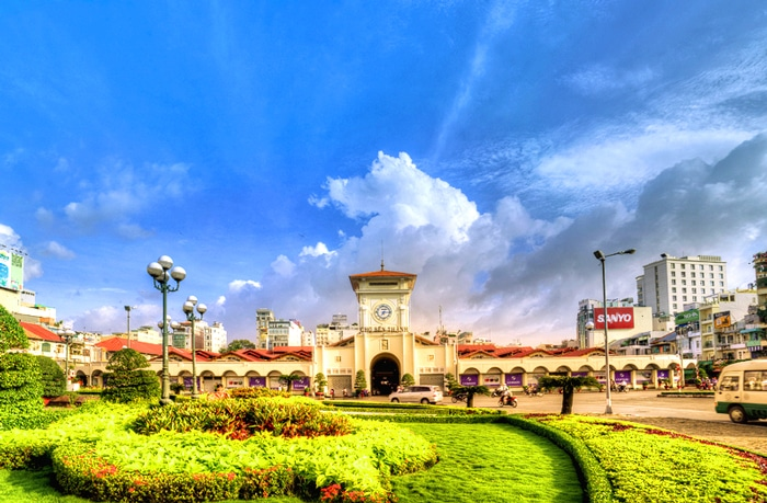 Best Halal friendly shopping markets in Ho Chi Minh Vietnam