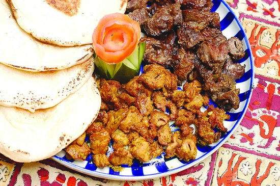 Travel guide to Manila for Muslims - Best kebab restaurants in Manila