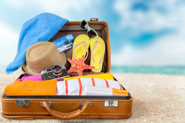 Halal holiday tips on how to save space in the luggage bag