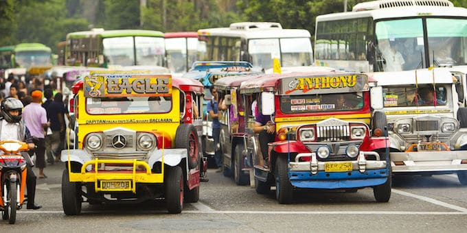 Best ways to get around in Manila Philippines for muslims