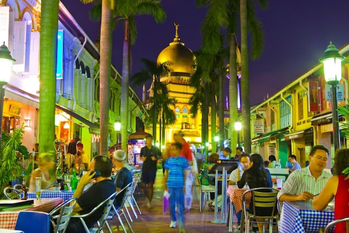 Halal friendly places to visit in Singapore for Muslim travelers