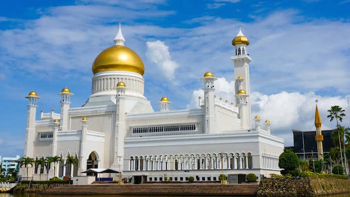 Top muslim friendly countries in Southeast Asia to visit Brunei