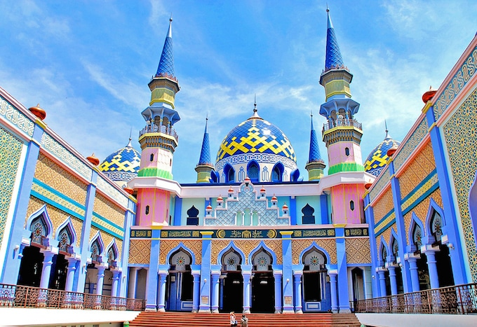 Must visit halal friendly destinations in Indonesia