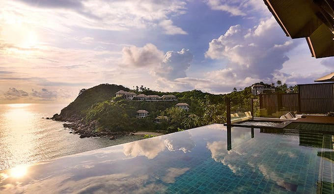 Top halal honeymoon hotels in Koh Samui Thailand