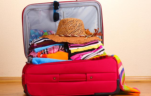 How to pack bags for muslim travelers