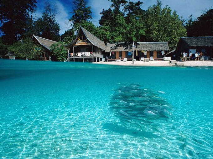 Sipadan as the best Maldives-alternative island destination