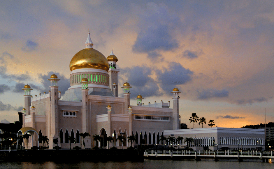 Beautiful halal destinations in Brunei