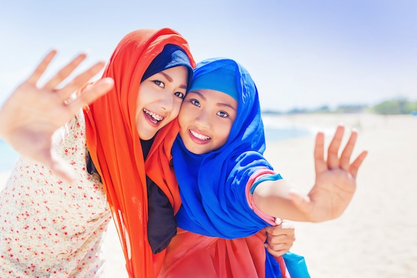 Reasons for travelling with other muslim travelers