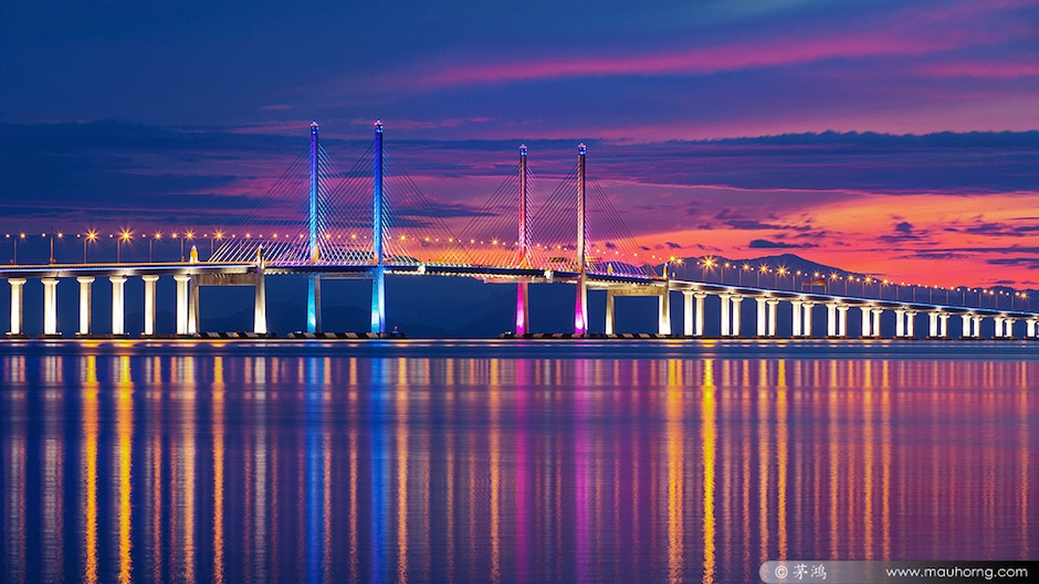 beautiful cities in malaysia penang bridge - featured