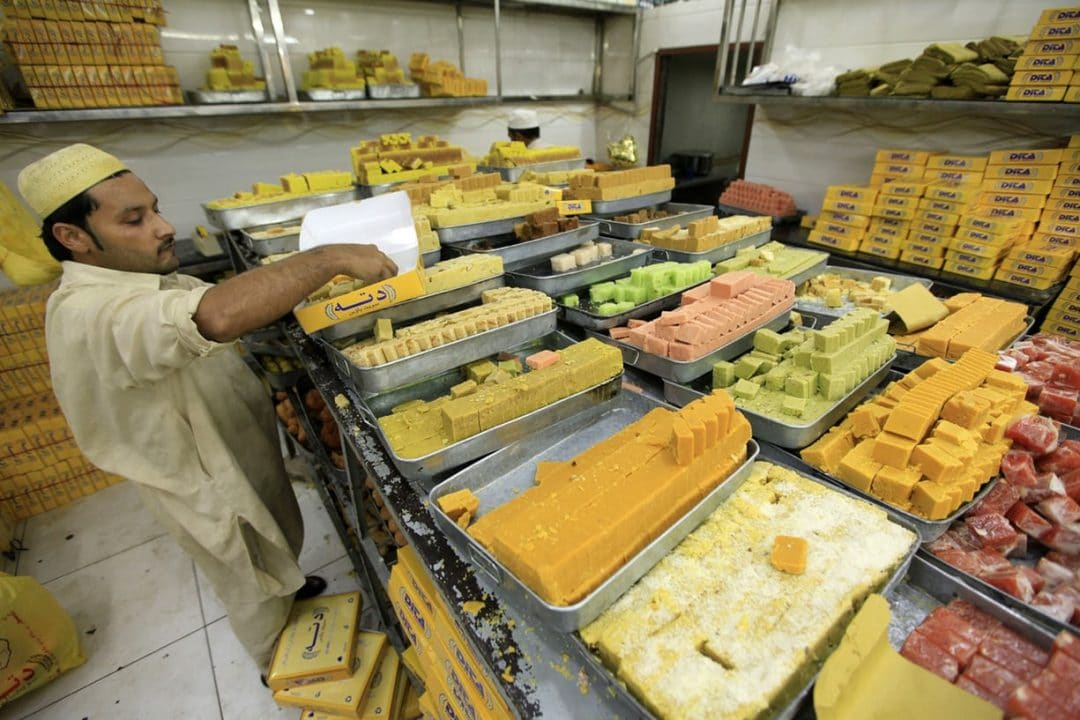 traditional halal food in pakistan for eid