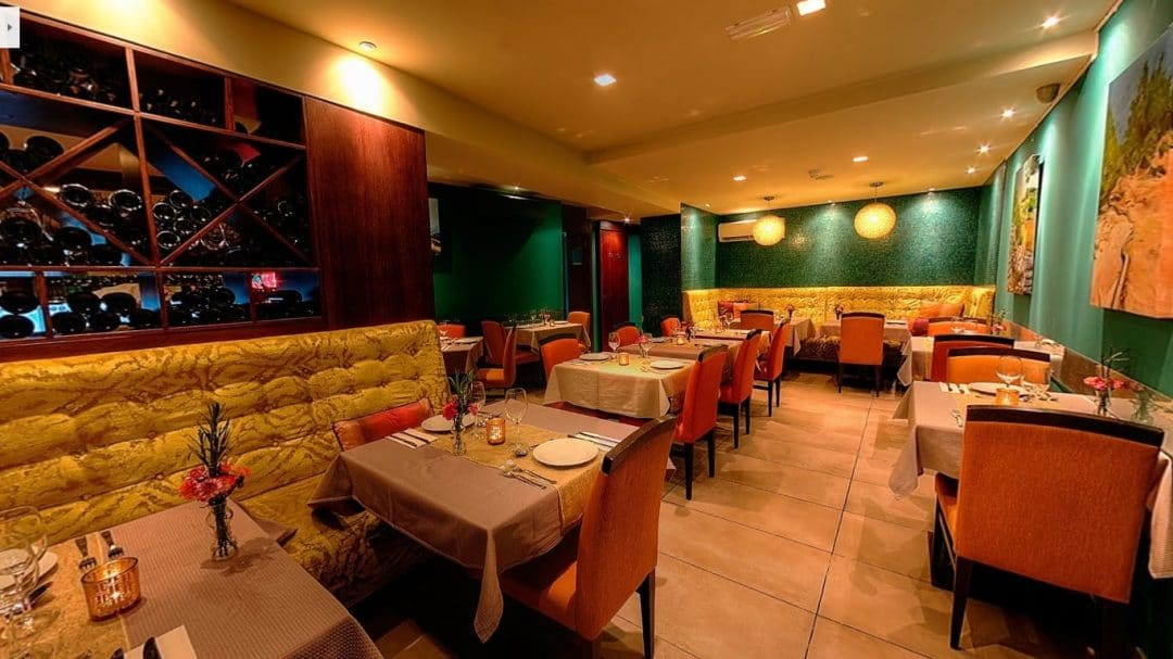 muslim friendly destinations for summer - shakinah restaurant malta-min