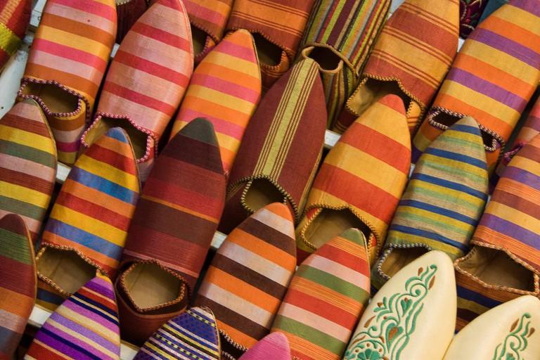 muslim friendly destinations in summers - souk serrajine fez morocco