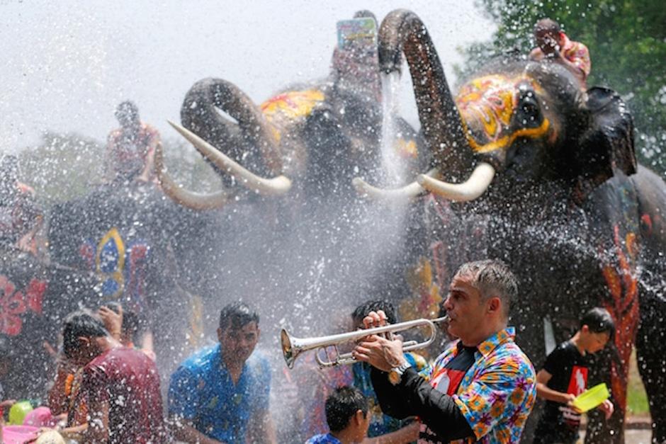 Muslim friendly songkran festival thailand