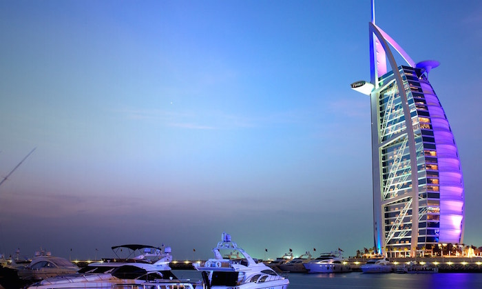 Dubai travel guides for Muslim travellers - Burj Al Arab