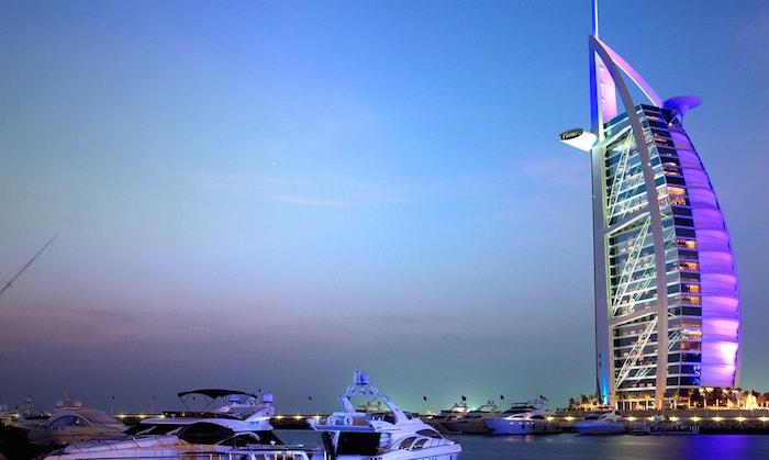 Dubai travel guides for Muslim travellers - Burj Al Arab