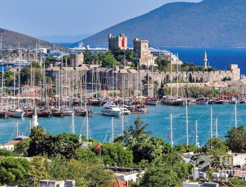 Bodrum turkey Muslim friendly honeymoon destinations