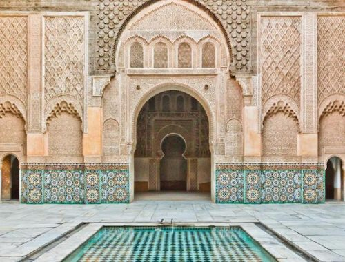 Muslim friendly travel guide to Marrakech