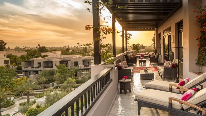 Best hotels in marrakech four seasons