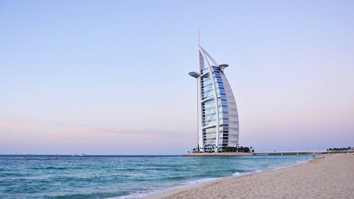 best places to stay in dubai burj al arab