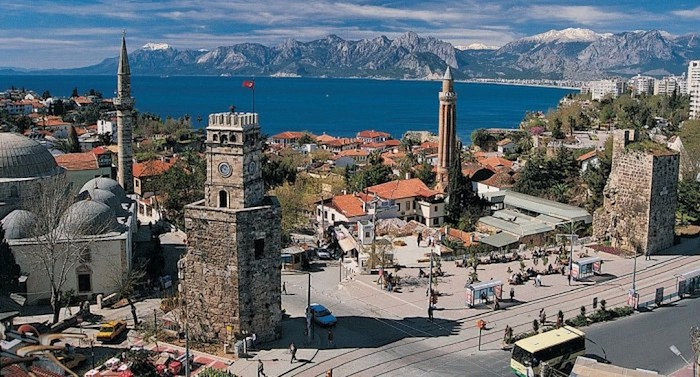 Best places to visit in Antalya Turkey