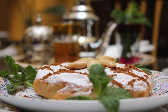 Halal restaurants in Marrakech Dar chef restaurant