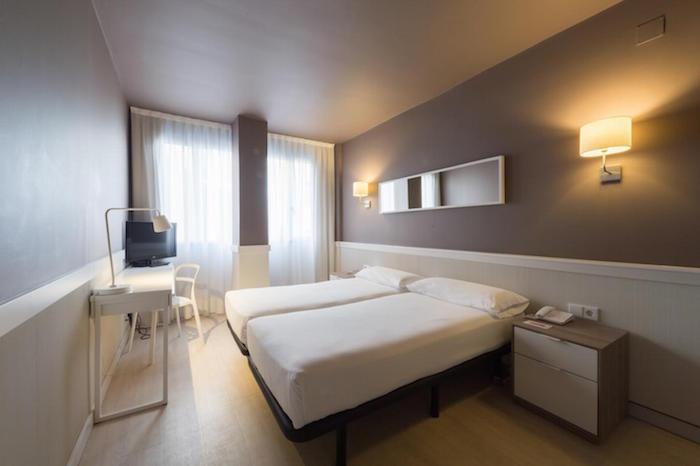 Halal friendly hotel parallel barcelona