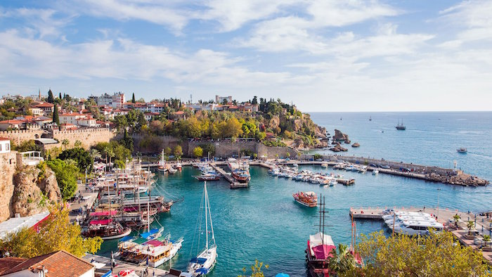 Halal holiday in Antalya Turkey for Muslim travellers