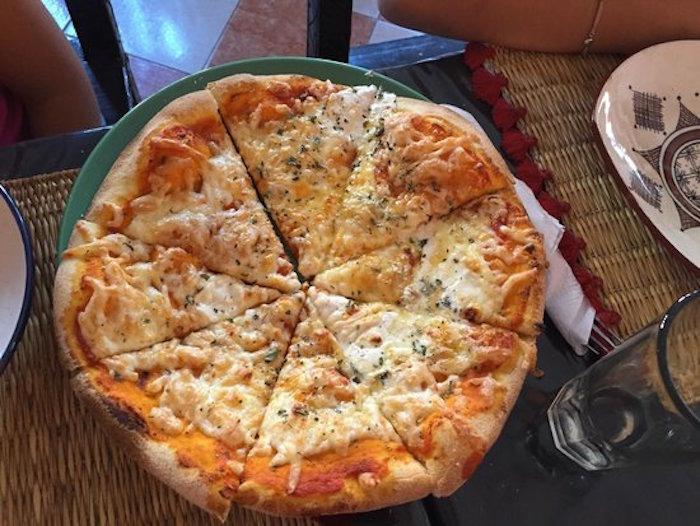 Italian halal food in marrakech chez yassine