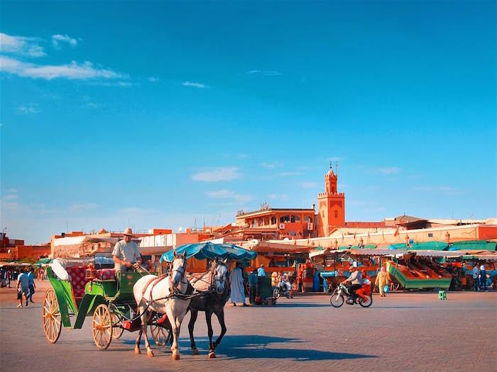jemaa al fnaa in marrakech