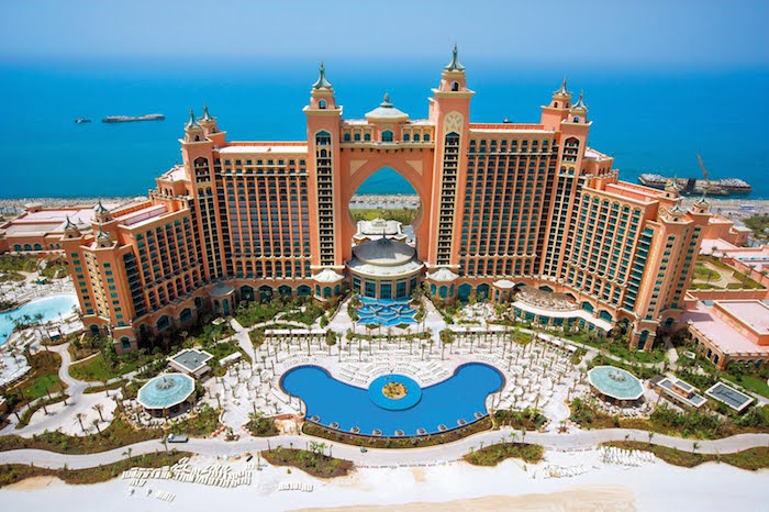 luxury hotels in dubai for muslims atlantis the palm